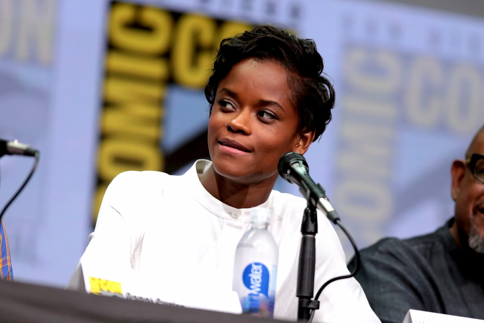 black panther, trans, covid, letitia wright,