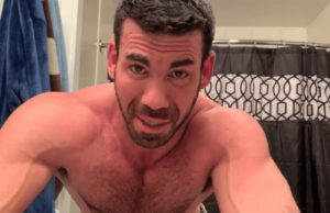 Billy Santoro, gay, racist, adult film