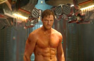 chris pratt, star-lord, peter quill, guardians of the galaxy