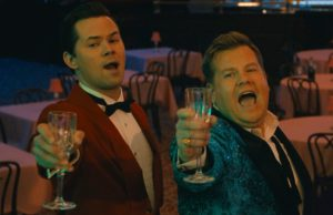 the prom, andrew rannells, james corden, netflix