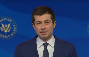 pete buttigieg, biden, cabinet, airport, proposal, chasten