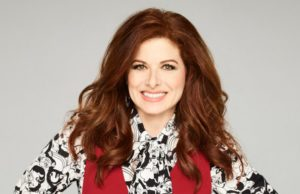Debra Messing, will & grace, donald trump