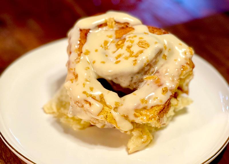 Savor Recipe: Cardamom Cinnamon Rolls