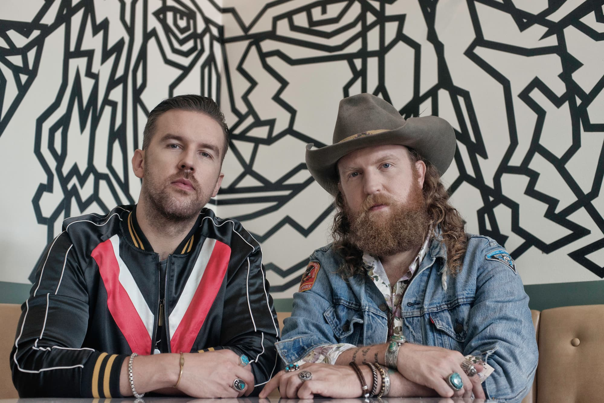 T.J. Osborne (left) and John Osborne -- Photo courtesy Brothers Osborne