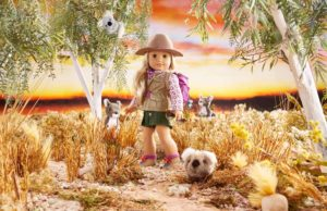 Kira Bailey American Girl Doll