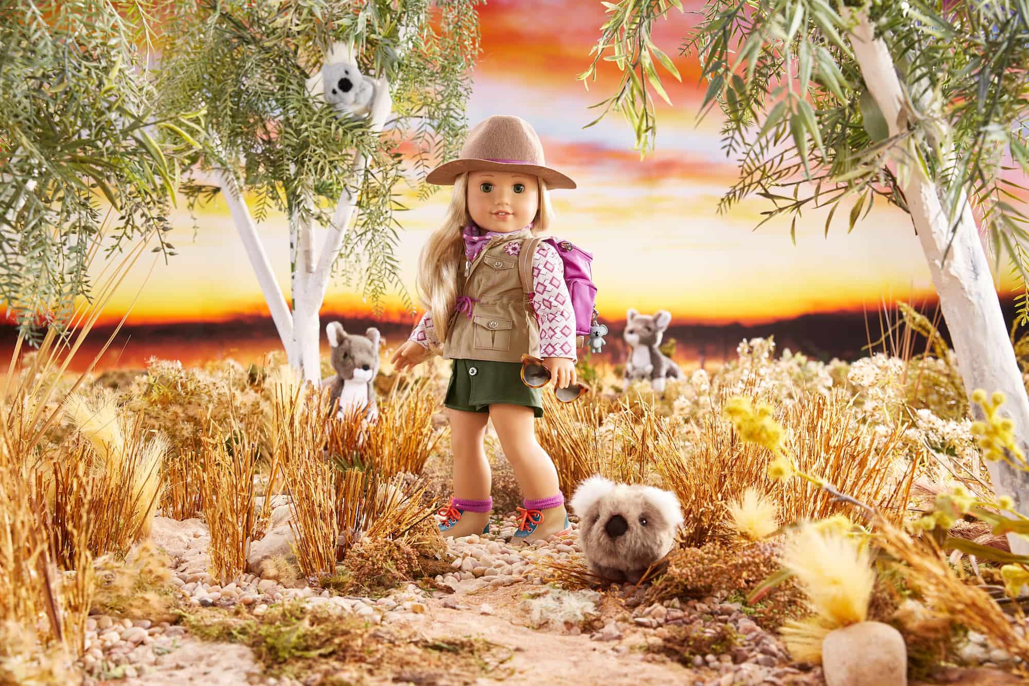 Kira Bailey American Girl Doll