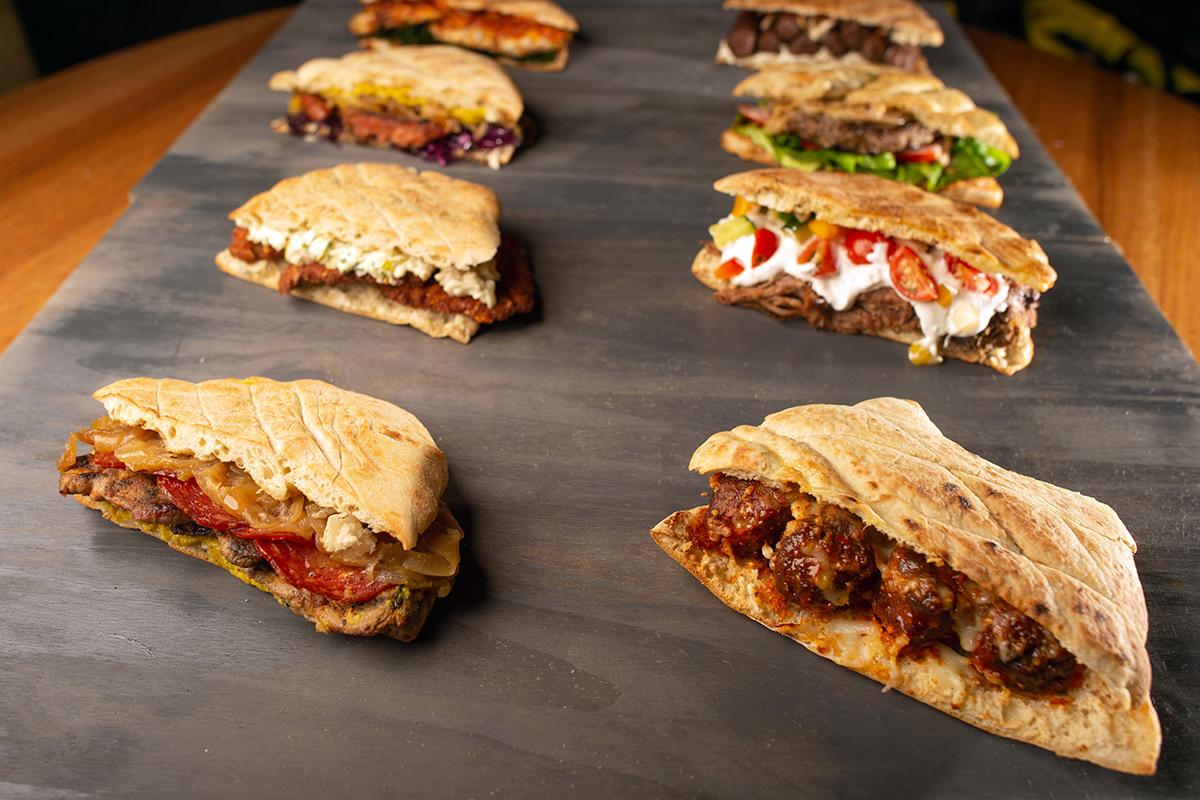 Ambar Sandwiches
