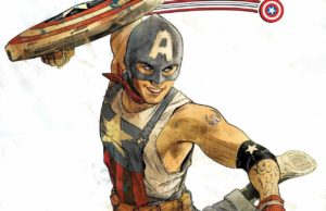 Aaron Fischer in Marvel's The United States of Captain America