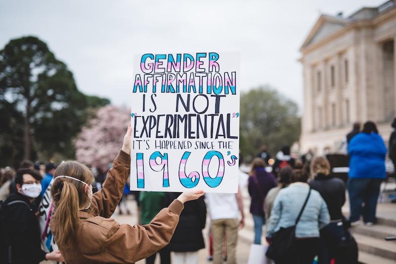 trans, transgender