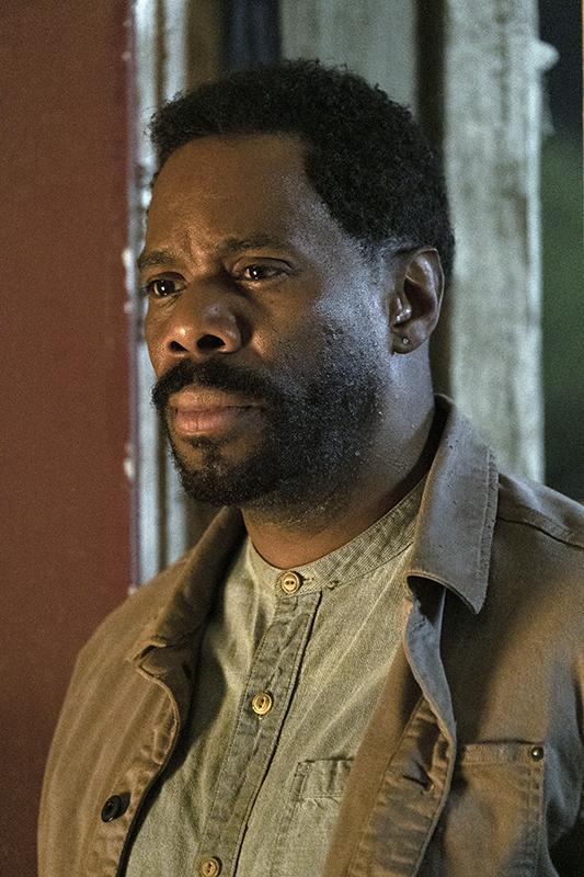 Fear the Walking Dead: Colman Domingo as Victor Strand -- Photo: Ryan Green/AMC