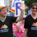 Jared Polis and Marlon Reis, gay, governor, colorado