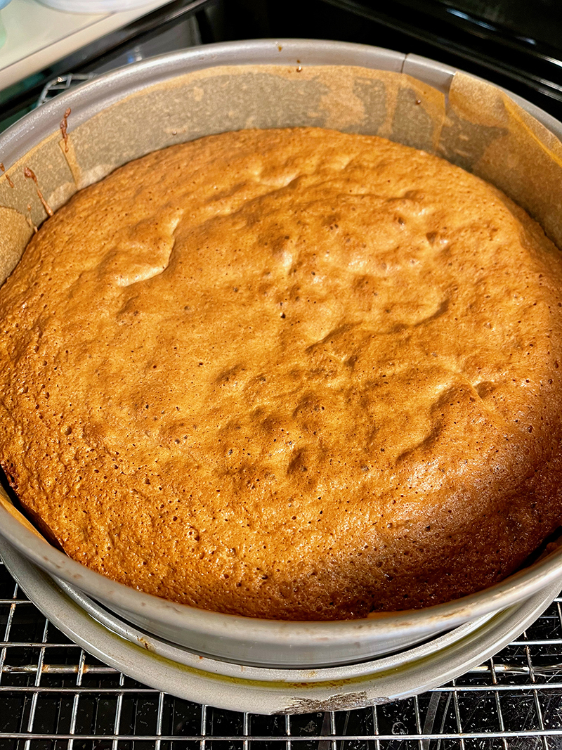 Olive Oil Cake -- Photo: Craig Bowman