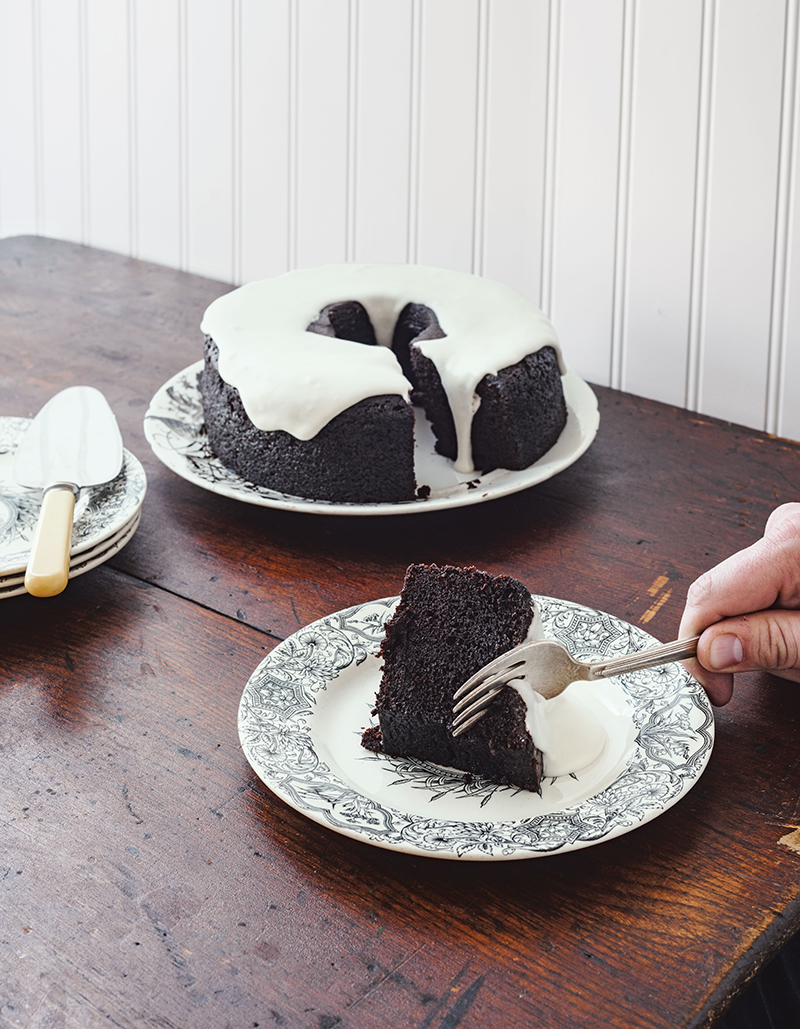 Red Truck Bakery: Guinness Stout Irish Chocolate Cake