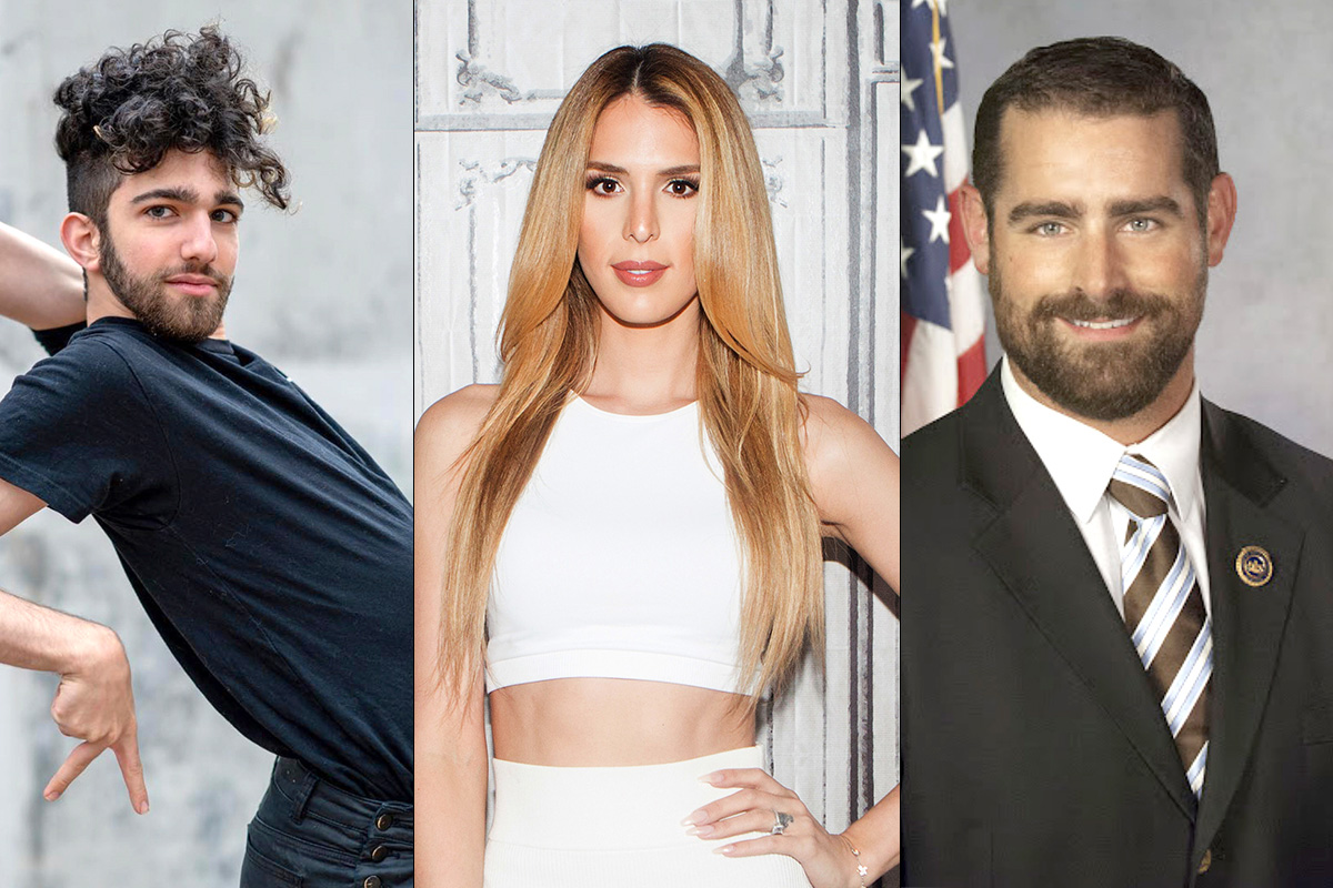 Unleashed LGBTQ speakers: Gravity Balmain, Carmen Carrera, Brian Sims