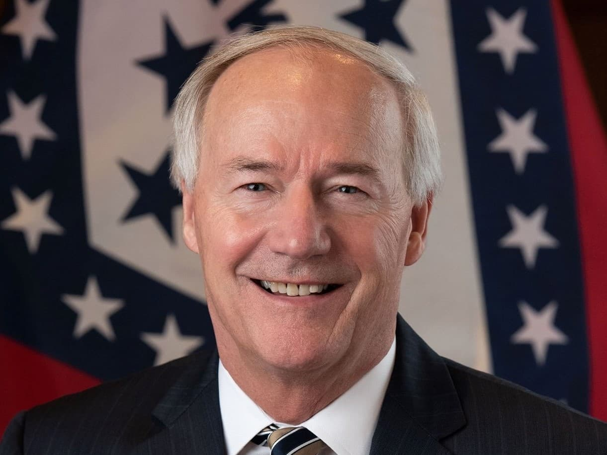 Arkansas, Trance, Asa Hutchinson