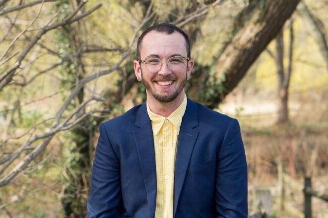 Dr. Tyler Titus, Eerie, trans, transgender, Pennsylvania