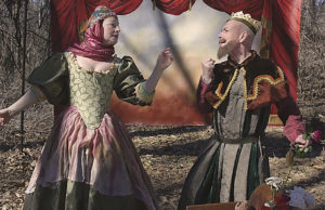 Happenstance Theater: A Rose for Ergensburg