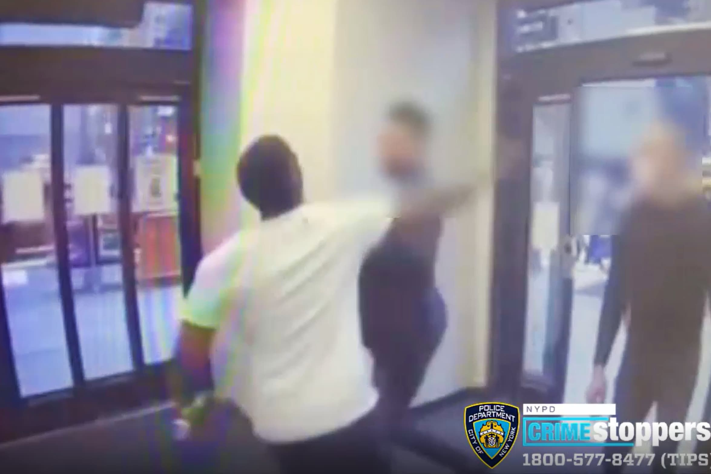 Anti-gay attack cvs punch
