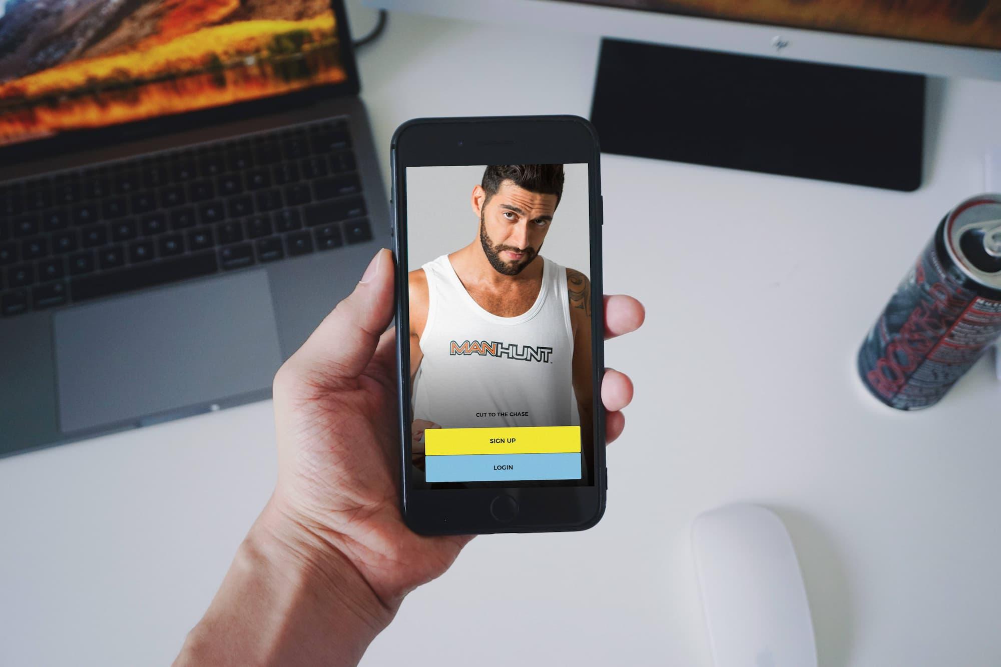 Manhunt, gay, app, dating, hack, user, data