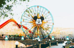 Disney, Disneyland