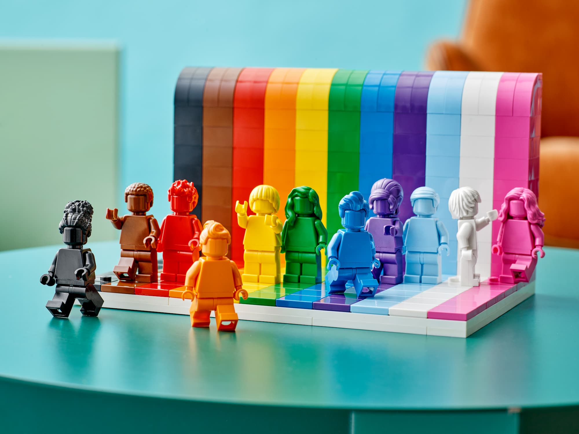 lego, lgbtq, pride month, everyone is awesome