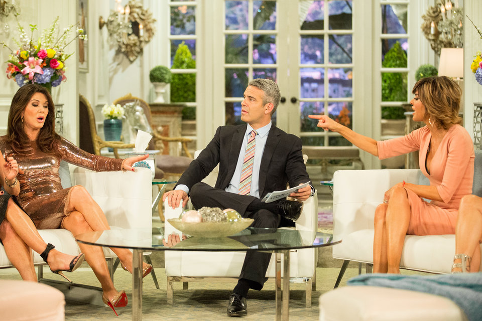 andy cohen, real houswives, gay, bravo