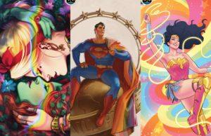 dc comics, pride