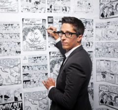 No Straight Lines: Alison Bechdel