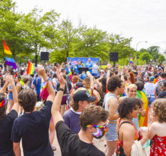 Capital Pride Walk and Rally 2021 -- Photo: Tom Donohue