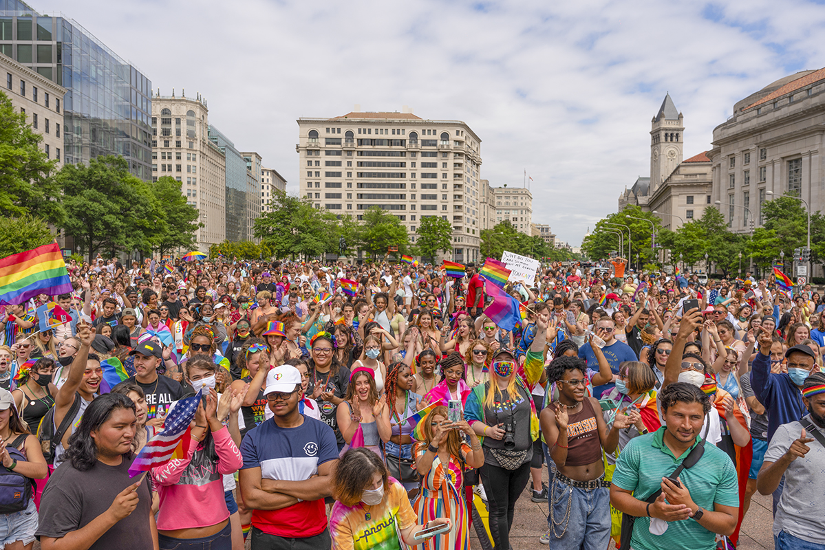 Capital Pride, dc pride, pride walk