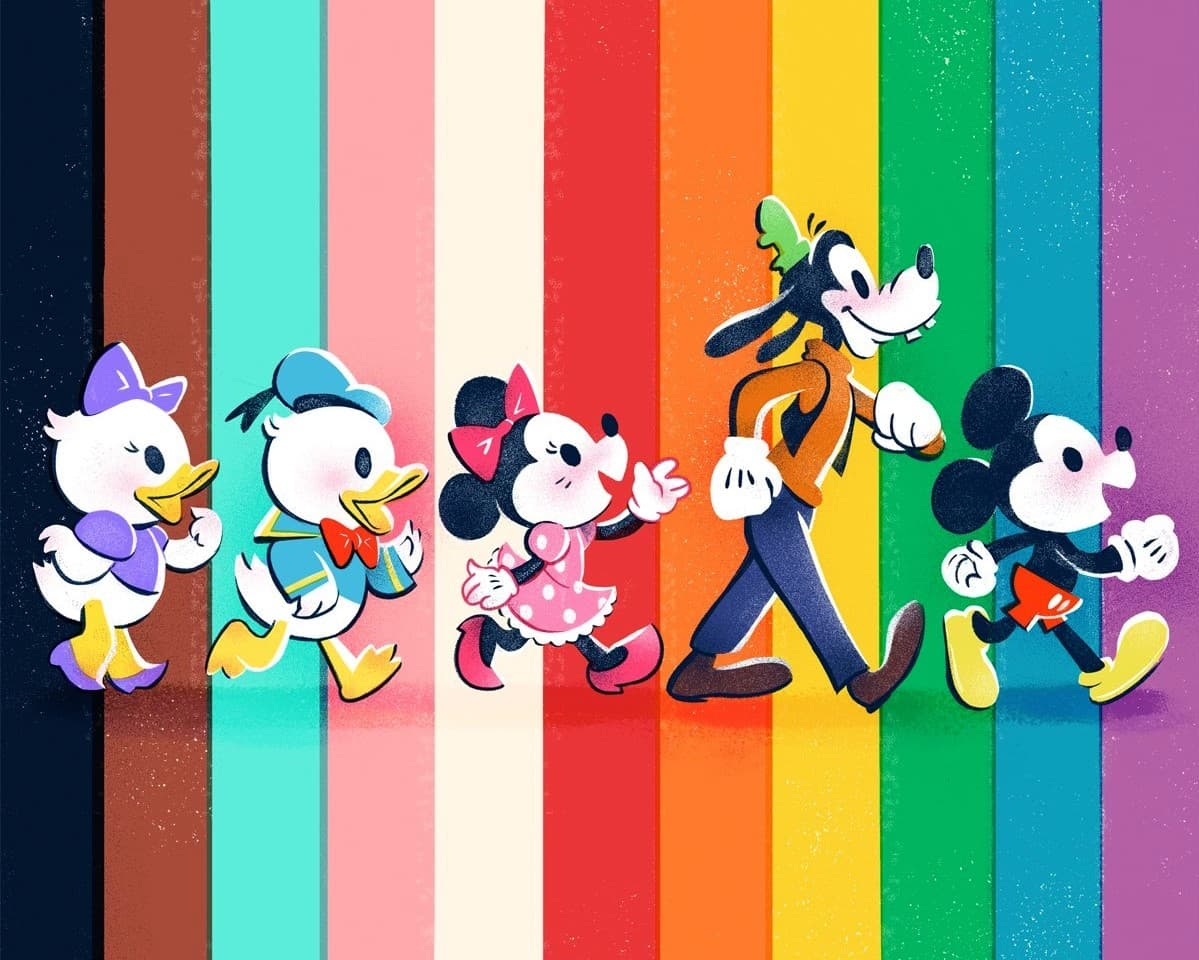 disney, pride, pride month, lgbtq, gay