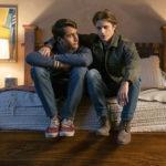 Love, Victor: Michael Cimino, George Sear -- Photo: Greg Gayne/Hulu
