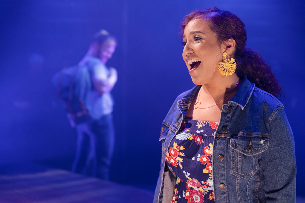 DC Theater Review: The Last Five Years at Constellation