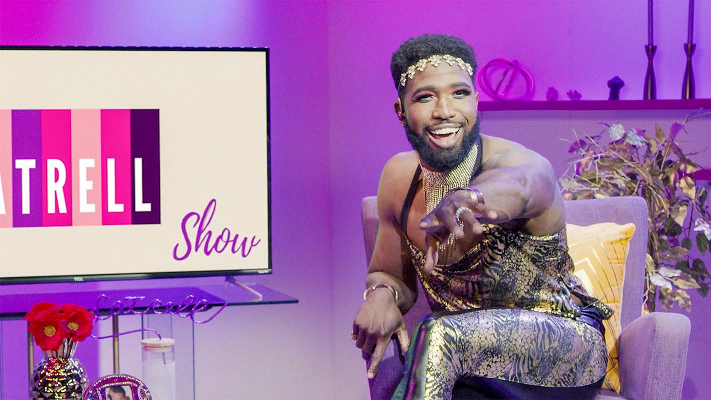 Latrell Show