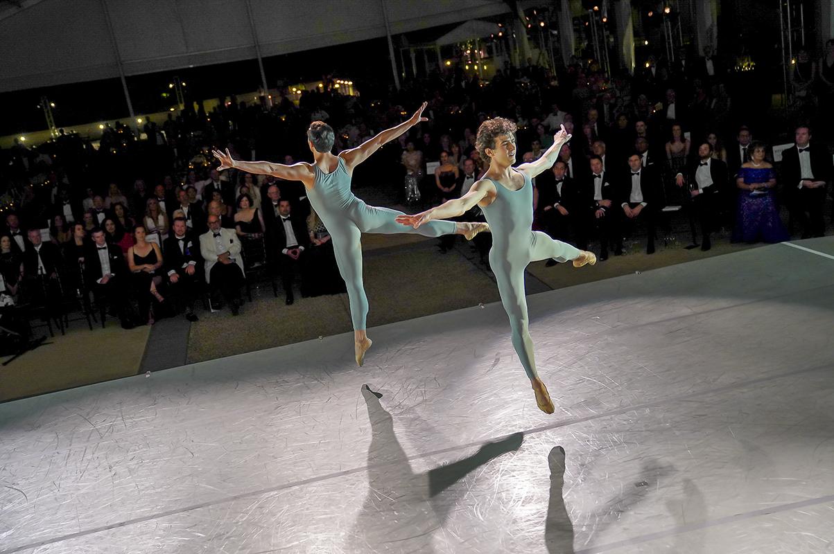 Washignton Ballet: Werner Sonata -- Photo: Tony Powell