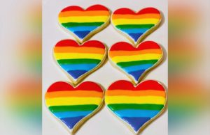 confections, bakery, pride, cookies, texas
