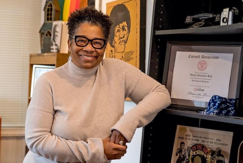 Sheila Alexander-Reid takes new job with workplace anti-bias firm