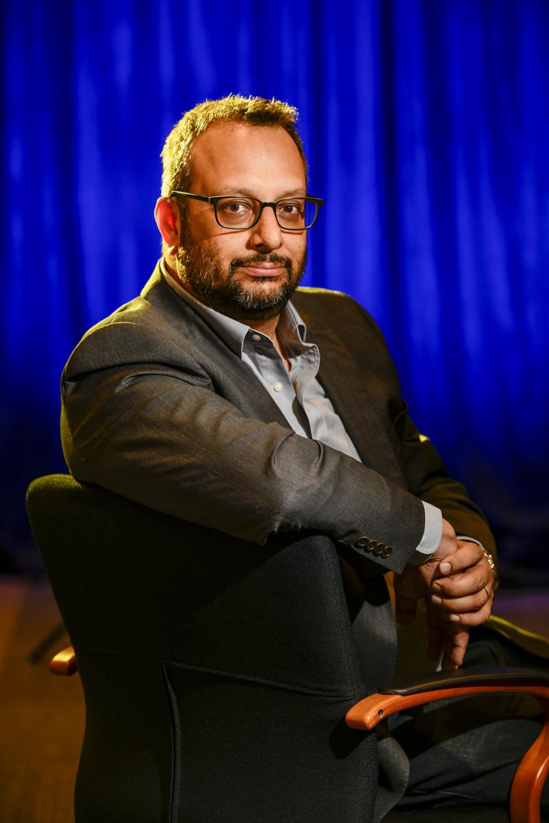 Arvind Manocha, Wolf Trap