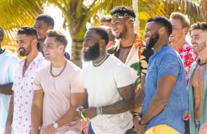 Fboy Island: Divij Vaswani, Matt Chamberlin, Greg Metelus, Josh McDonald, Tariq Johnson, Anthony Reed, Chris Gillis, Garrett Morosky