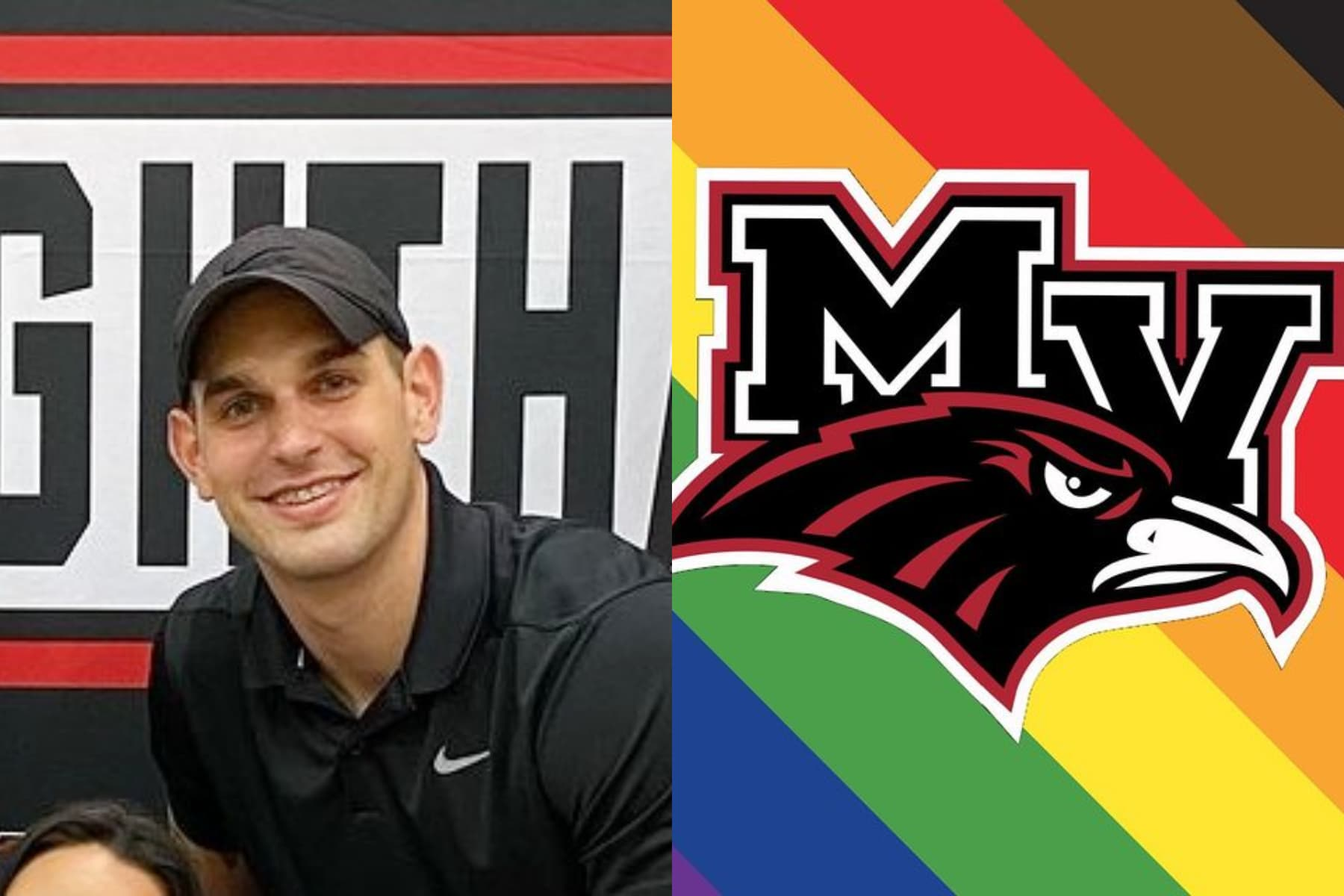 michael henderson, cheer, coach, gay