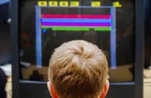 SAAM Arcade -- Photo: Darren Milligan/Smithsonian Museum of American Art