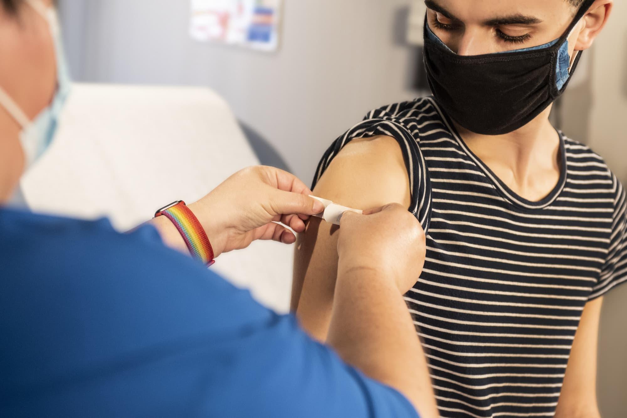 syringe, vaccine, needle