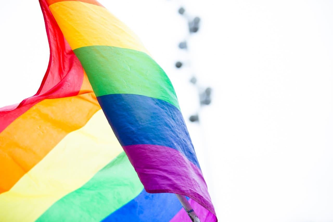 Pride flag, lgbtq