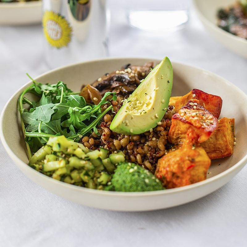 Restaurant Week: Flower Child & Mother Earth Bowl