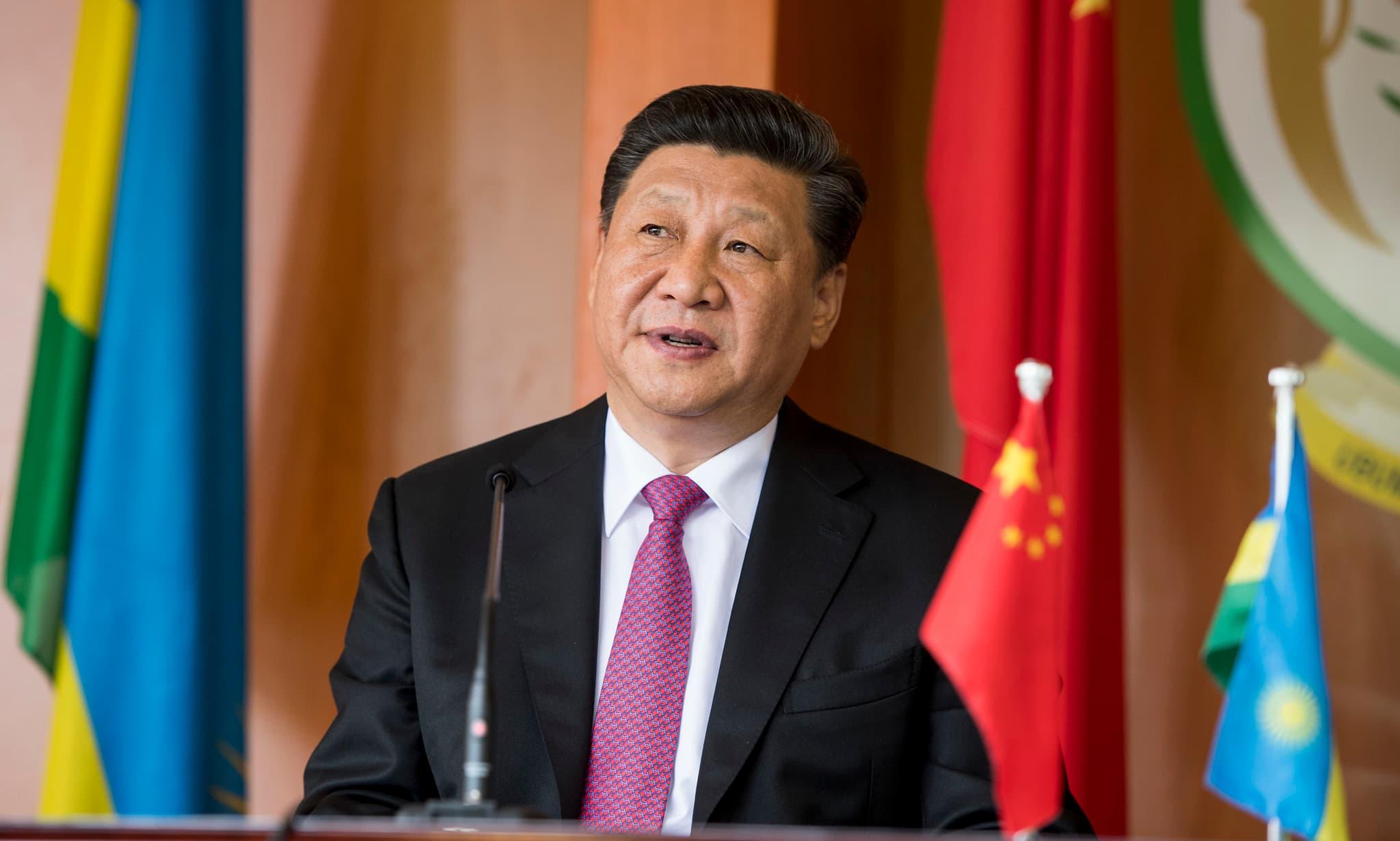 china, president, xi jinping