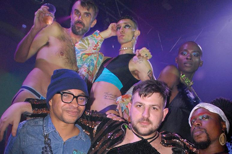 Bent at 9:30 Club -- Photo: Ward Morrison