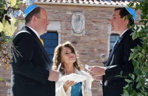 colorado, jared polis, wedding, married