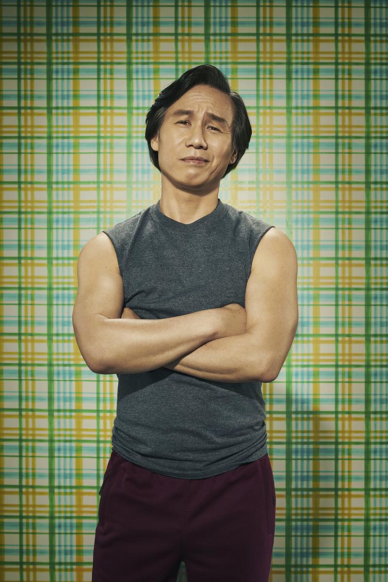 BD Wong -- Photo: Pari Dukovic for Comedy Central