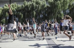 National Dance Day at Kennedy Center -- Photo: Jati Lindsay