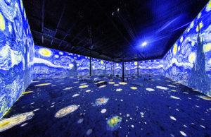 Van Gogh Immersive Experience -- Photo: Dan Swartz for Fever